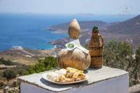 The island of Tinos-Greece - Local cuisine 1