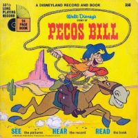 Children's record: Pecos Bill