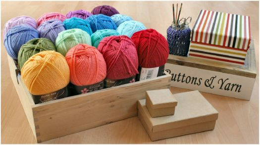 Ready to Knit or Crochet a Rainbow