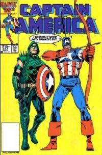 Cap and Green Arrow