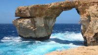 Azure Window, Malta (now collapsed)