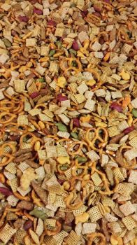 If It's Chex Mix, It's a Party