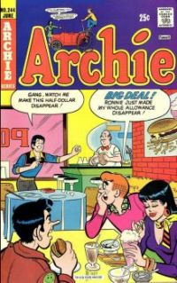Archie: The Disappearing Act