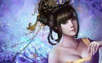 Magic Flowers Girl