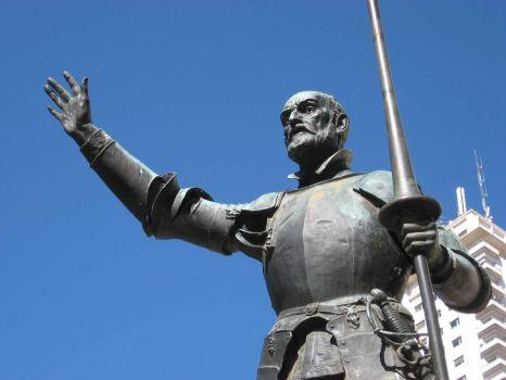 Madrid: Don Quijote