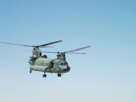 April 10th 2004. Awesome flyby by a Royal Netherlands Air Force Chinook
