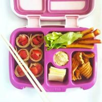 Kid Friendly Sushi  PB&J