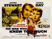 The Man Who Knew Too Much ~ 1956