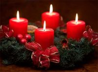 Advent Wreath - Corona de adviento 2