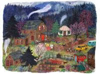 The First Warm Spring Day by Phoebe Wahl