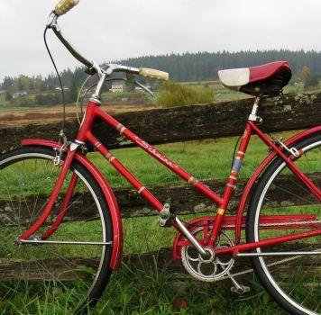 Red Schwinn
