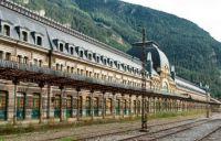 Canfranc International Railway Station, Spain