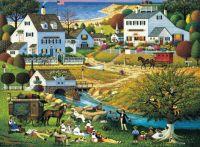 Charles Wysocki painting