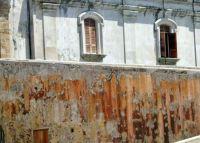 San Juan PR wall                                                 606-001