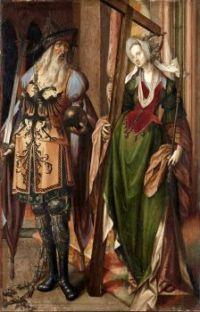 Emperor Constantine and St. Helena