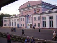 train station-- komsolmosk-na-amure, russia