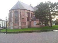 Church Nieuwe Tonge, Netherlands