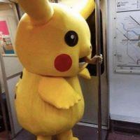 People on the subway/metro #9