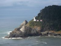 Hecta head lighthouse