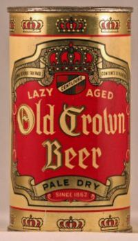 Old Crown Beer - Lilek #590