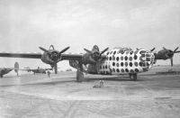 B-24 D Assembly Ship AKA Judas Goat