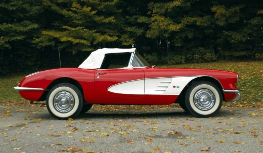 1958 Chevrolet Corvette C1 V8 Convertible