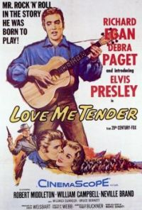 LOVE ME TENDER - ELVIS PRESLEY - 1956