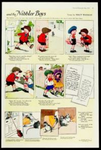 Cartoon Advertisement 106c