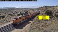 HES BNSF 3694  labeled