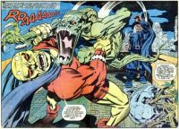 Draaga's Attack