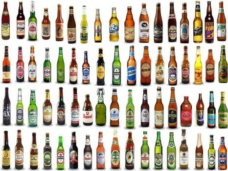 Beers of the world (small)