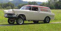 1956 Ford Wagon Gasser