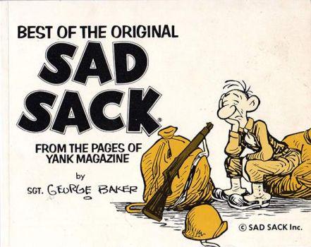 Best of the Original Sad Sack book