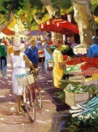 Market   Andre Deymonaz