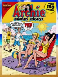 Archie Comics Digest #252 Summer Fun