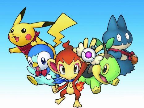 Mystery Dungeon Pokemon