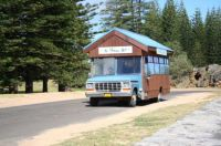 Almost a bus: Norfolk Island