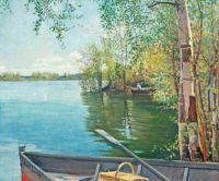 """Fishing on the Lake"""