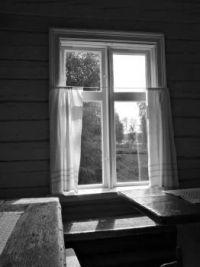 Window into summer