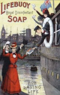 Lifebuoy Soap {2} Vintage Ads