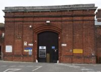 NORWICH CITY PRISON NORFOLK ENGLAND