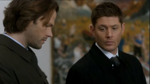 Supernatural, Sam and Dean