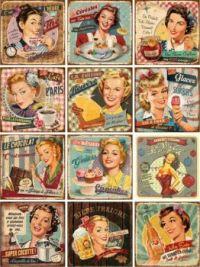 Vintage Housewives (664)