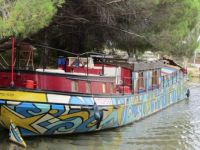 French Canal Boat