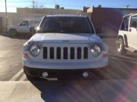 2013 Jeep Patriot with Eyelashes