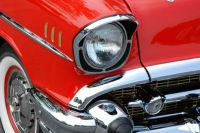 Red-Retro-Car