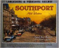 Rail Posters - Southport (2)