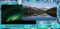 Today Is National Alaska Day!!