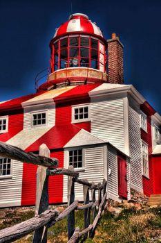 Bonavista Light House, Newfoundland