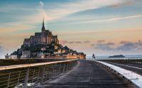 Mont Saint Michel - Normandy, France